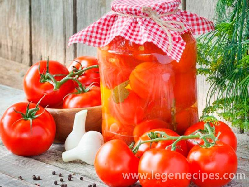 How to choose a pickled tomatoes