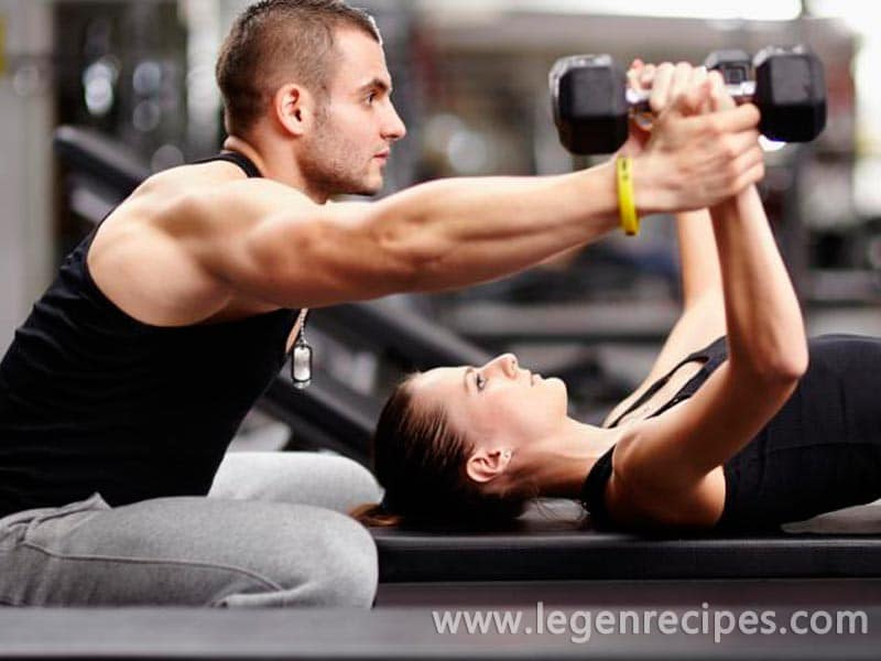 Tip of the day: do not forget to train the muscles of the arms