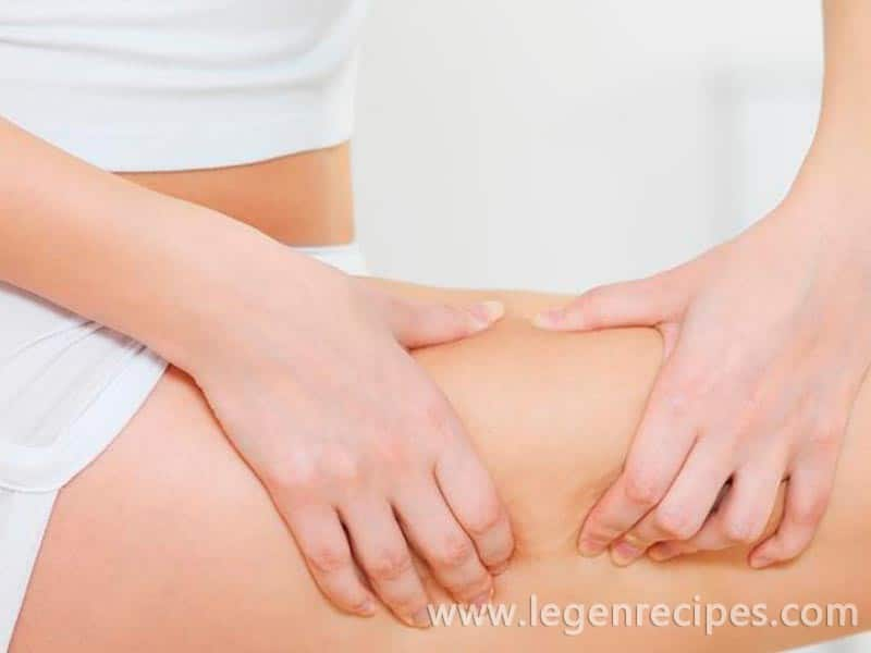 Tip of the day: the skin is elastic, do self-massage