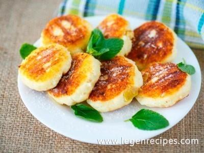 Recipe air cheesecakes