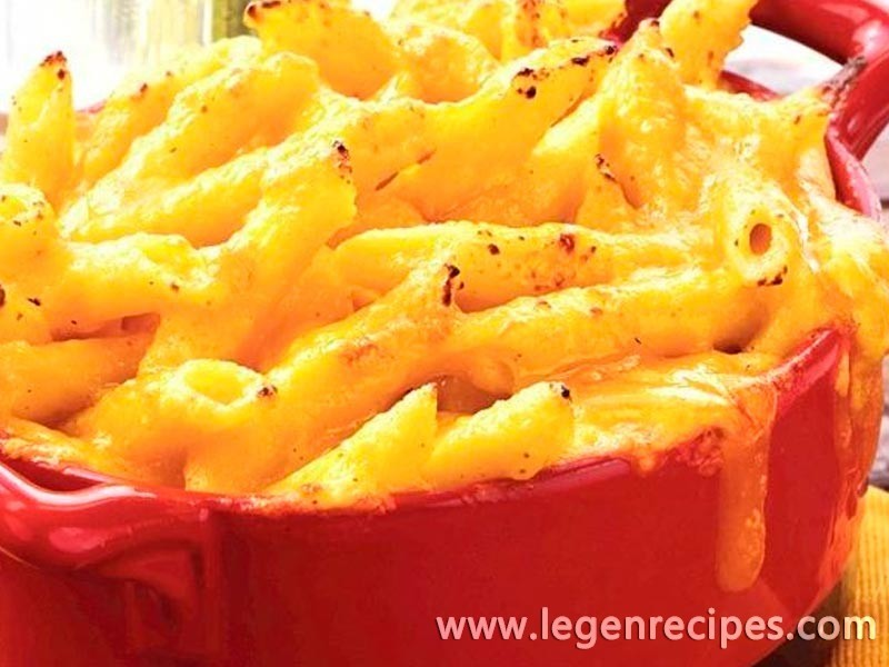 Family-Favorite Macaroni and Cheese - Legendary Recipes