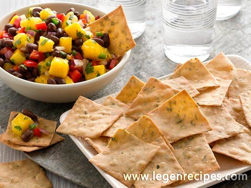 mango black bean salad black beans and diced mango come together with ...